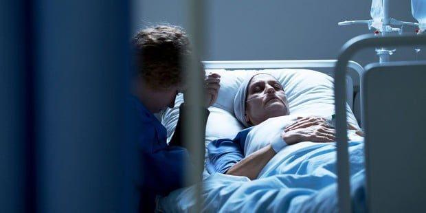 صلاة لشفاء مرضى السرطان